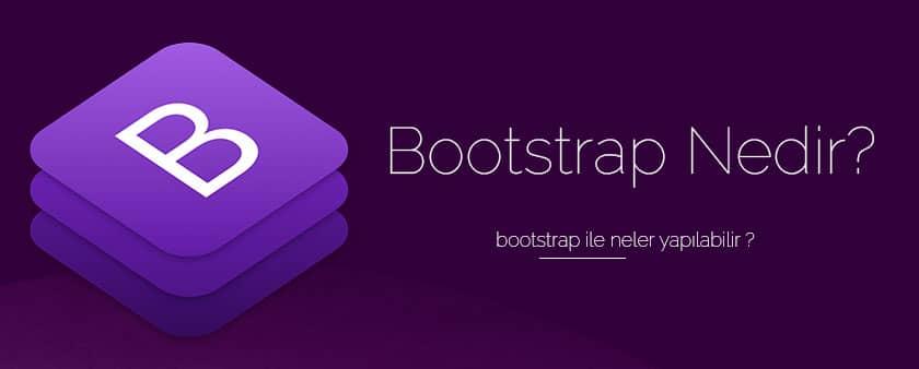 Bootstrap Nedir ? Bootstrap ile Neler Yapılabilir ?