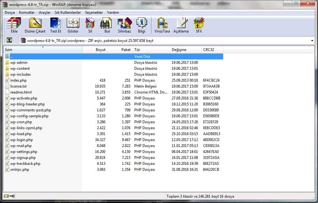 wordpress-dosyalari