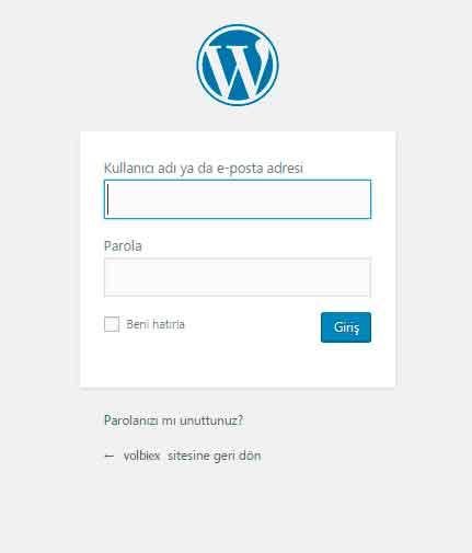 wordpress-kurulumu-kullanici-girisi