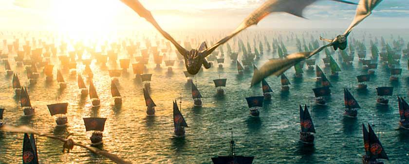 Game Of Thrones 7. Sezon 4. Bölümde Ortalık Kızışıyor