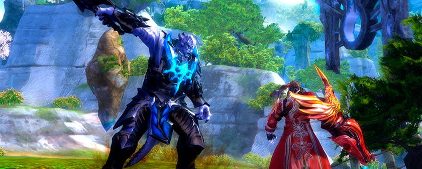 MMORPG Türkçe Devasa Çok Oyunculu Çevrim İçi Rol Yapma Oyunları