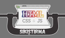 css-html-js-sikistirma