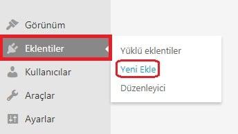 wordpress-eklenti-yukleme