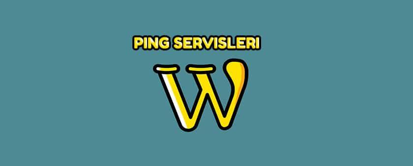 wordpress-ping-servisleri-guncel