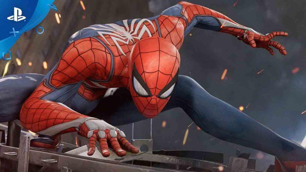 spider-man-2018-oyunu