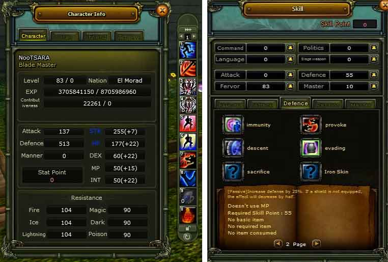 berserker-warrior-skill-stat