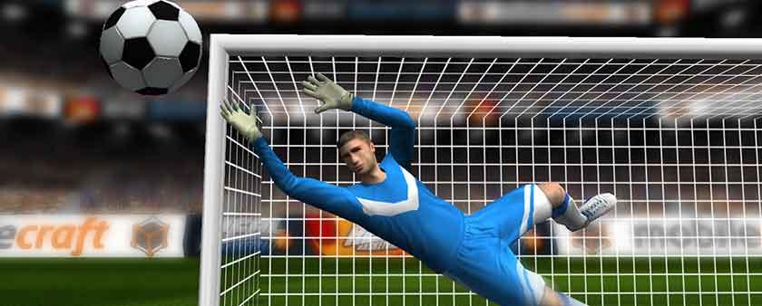 Flick-Shoot-Futbol