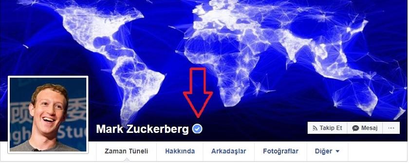 Facebook Mavi Tik Alma ve Hesap Doğrulatma Nasıl Yapılır?