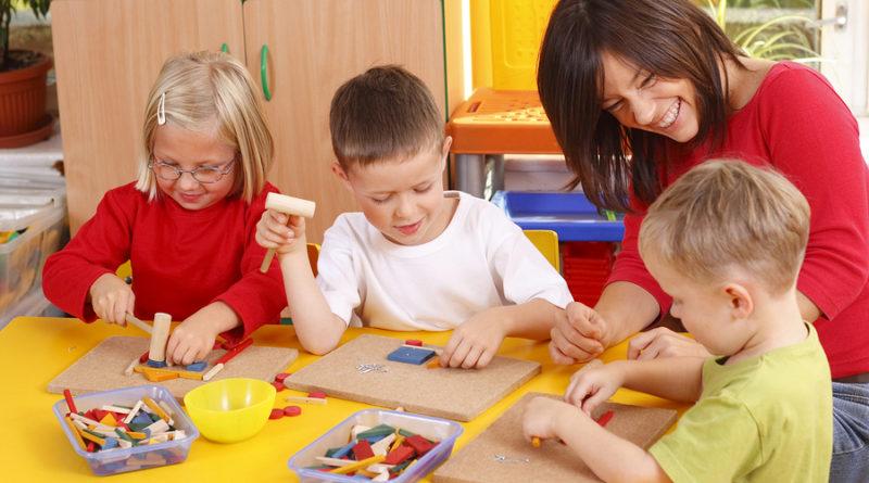 merak edilen okul öncesi öğretmenliği