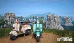 pubg-scooter-yeni-araç