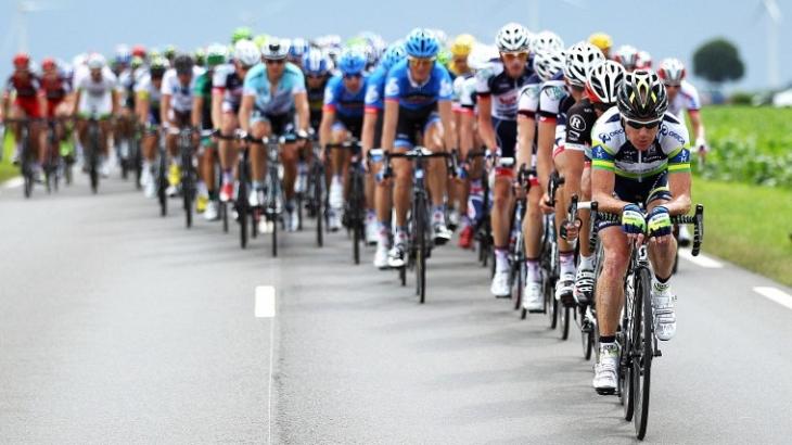 bisiklet yarışları ile ilgili terimler
