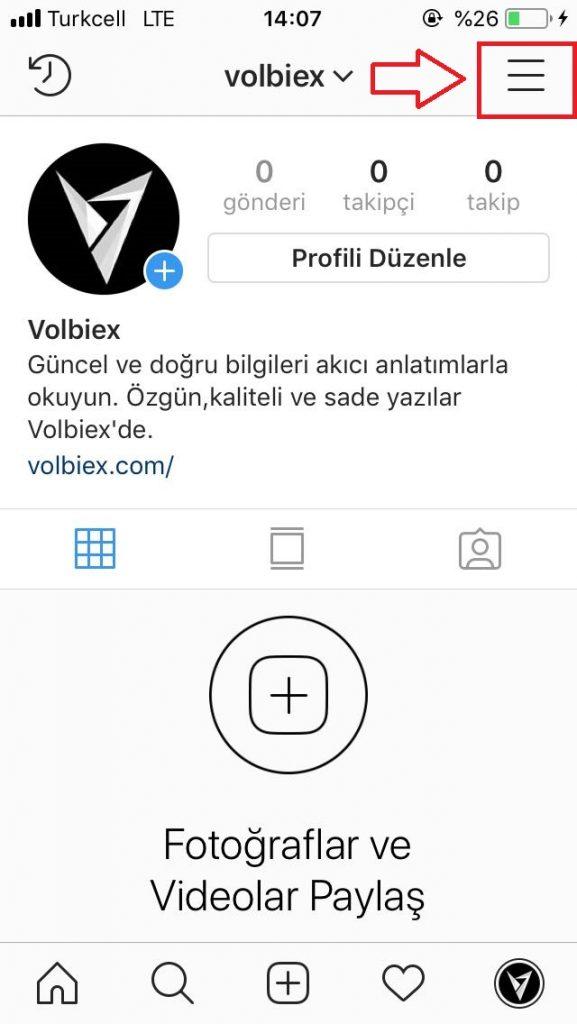 instagram canlı yayın bildirimi gelmiyor