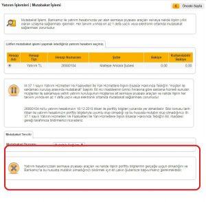 Vakıfbank mutabakat işlemi nasıl yapılır