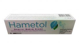 Hametol onarıcı bakım kremi