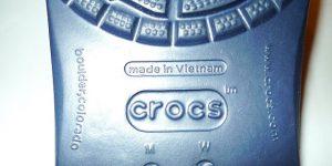 Crocs orjinalliği nasıl anlaşılır