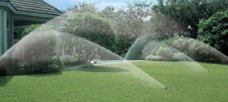 Bahçe sulama