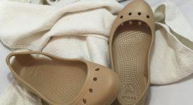 Crocs terlik nasıl genişletilir