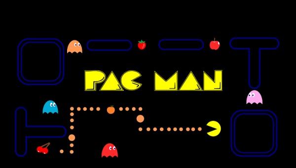 Pacman Oyunu