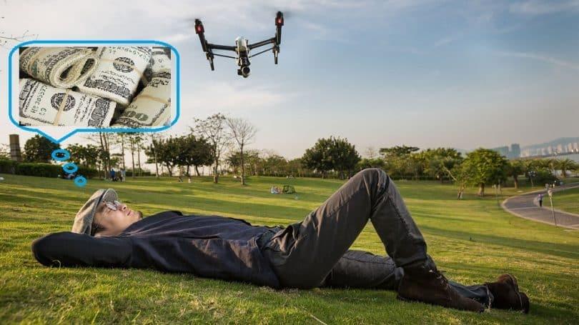 drone para