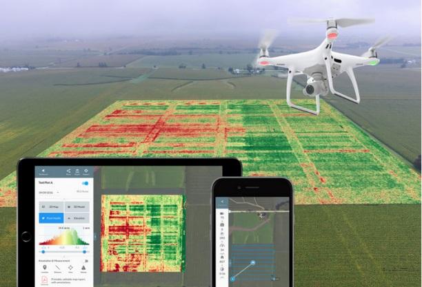 drone harita