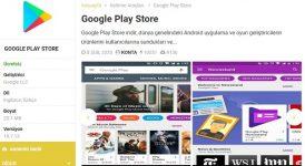Google Play Store Nasıl İndirilir