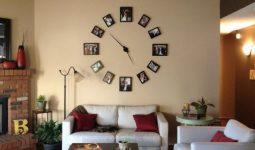 Salonda duvar saati nereye asılmalı