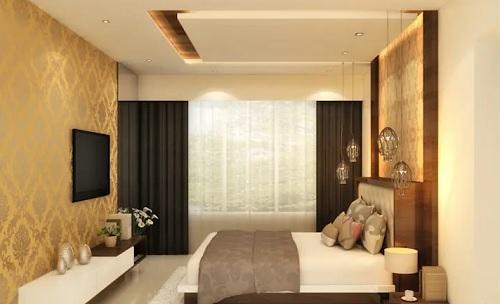 10 m2 yatak odası nasıl döşenir
