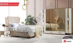 fethiye yatak odasıı