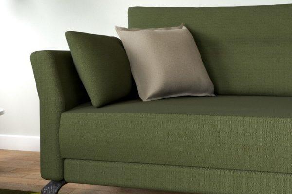 Yeşil koltuğa hangi renk yastık yakışır